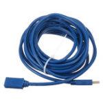 Оригинал 5M USB 3.0 от мужчины к женскому удлинительному кабелю для синхронизации данных для настольных ПК
