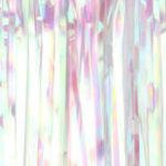 Оригинал 1x1m / 1x2m Радужная фольга Fringe Curtain Party Decoration Photography Prop Backdrop
