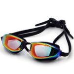 Оригинал HD Противотуманные плавательные очки PC Anti-UV Eyewear Очки