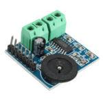 Оригинал 5pcs 5V PAM8403 3W * 2 Двухканальное аудио Усилитель Модуль класса D Мощность, регулируемая громкостью