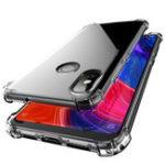 Оригинал BakeeyПрозрачныйударопрочныйSoftТПУЗащитный Чехол Для Xiaomi Mi8 SE 5.88 inch