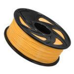 Оригинал 2Pcs Желтый 1Kg 1.75mm ABS Филамент для Anet 3D-принтера