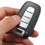 Оригинал Keyless Entry Smart Дистанционный Key Fob Transmitter SY5HMFNA04 для HYUNDAI & KIA
