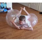 Оригинал 1M Amazing Tear Resistant WUBBLE Bubble Ball Kids Надувная игрушка На открытом воздухе Воспроизвести