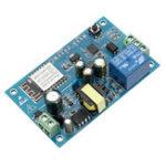 Оригинал AC 220V ESP8266 Релейный модуль WIFI IOT Smart Home Cellphone APP Дистанционное Управление Switch