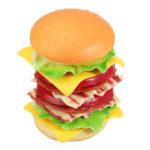 Оригинал 16 штабелей с набивкой в гамбургере