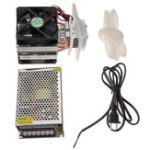 Оригинал DIY CPU Cooling Fan Master Термоэлектрическая охлаждающая система охлаждения Пельтье Набор с поставкой