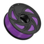 Оригинал 3шт Фиолетовый Принтер с диагональю 1,75 мм ABS Филамент для репресса Prusa
