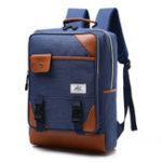 Оригинал МужчиныЖенскоеБольшаявместимостьВодонепроницаемыMulti-Slots Fashion 15 дюймов Ноутбук Сумка Travel Backpack