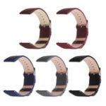 Оригинал Bakeey 22мм Запасные кожаные наручные часы Стандарты Ремень для Fitbit Versa Watch