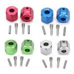 Оригинал 1 Установите RC Авто Адаптер привода ступицы шестерни шестерни Коннектор 11 мм GPM для AXIAL SCX10 II 90046 частей