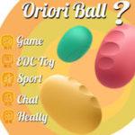 Оригинал Oriori APP Control Trainer Grip Ball Игрушка для запястий пальцев Предплечье Усилитель Exerciser Squeeze Toys