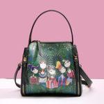 Оригинал Women Leather Stylish Crossbody Bag Shoulder Bag