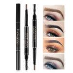 Оригинал 5 Colors Double Head Eyebrow Pencil Eyebrow Brush
