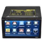 Оригинал 7 дюймов TFT Экран высокого разрешения Авто MP5-плеер WIFI Bluetooth Авто Стерео GPS Nav камера