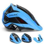 Оригинал SCOHIRO-WORK Water Label Version Велосипедный шлем Горный велосипедный велоспорт Сверхлегкий шлем