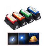Оригинал XANES LF30 6LED + COB 2Modes Регулируемая головка На открытом воздухе Кемпинг Свет для фонарика