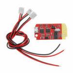 Оригинал DC 3.7V До 5V 3W Цифровое аудио Усилитель Плата Dual Пластина DIY Bluetooth Динамик Модификация звука Музыкальный модуль Micro USB