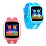 Оригинал Дети Smart Watche LBS + GPRS Позиция Браслет с камера Поддержка микрофона Сим-карты Smart Wristband