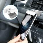 Оригинал Универсальный мощный Sticky 360 градусов вращения Авто Держатель для iPhone Xiaomi Мобильный телефон