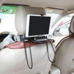 Оригинал 120°ВращающийсяпаукАвтоЗадний держатель для телефона с креплением ABS Монтажная стойка для Iphone Ipad