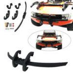 Оригинал 1/7 RC Передний бампер для защиты от столкновения для Traxxas Unlimited Desert Racer UDR Авто Запчасти