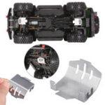 Оригинал 1PC Металлический корпус Skid Пластина Armor Для 1/10 TRAXXAS TRX4 Форд Бронко Авто Запчасти