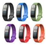 """Оригинал XANESX10,96""""TFTЦветной экран IP67 Водонепроницаемы Smart Watch Сердце Цена Монитор Smart Bracelet"""