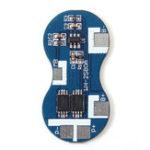 Оригинал 10pcs 2S Li-ion 18650 Lithium Батарея Защитная плата для зарядного устройства 7.4V Защита от перегрузки по перегрузке по току Overdischarge