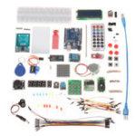 Оригинал RFID Стартовые комплекты модулей для Arduino UNO R3 Обновленная версия Learning Suite