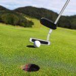 Оригинал Golf Putter Лазер Руководство для инструктора по указателям поворота прицела для прицела