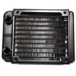Оригинал 90mm 10 Tubes G1/4 Алюминиевый охладитель радиатора охлаждения водяного охлаждения для радиатора процессора
