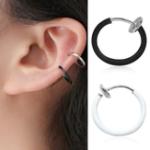 Оригинал Мода Уши Клип Носовые кольца Lip Ногти Многоцелевые ювелирные изделия