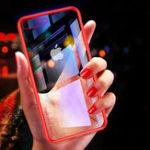 Оригинал Cafele6D0,7ммУльтратонкий9H прозрачный закаленное стекло Защитный Чехол Для iPhone 8/8 Plus/7/7 Plus