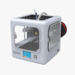 Оригинал Easythreed®ET-4000+обновленныйпредварительноразобранный мини-настольный 3D-принтер 2.8-дюймовый LCD Экранная версия 120 * 120 * 120 мм Разм