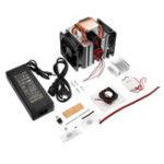 Оригинал TEC1-12706 Шесть Медь Трубка Полупроводниковое охлаждение DIY Холодильное оборудование для мини-кондиционеров Набор