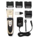Оригинал Quiet Mute Electric Триммер Clipper Shaver Grooming Набор Набор для домашних животных Кот Собака Волосы