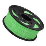 Оригинал 2Pcs Зеленый ABS Филамент для Anet 3D-принтер 1,75 мм Филамент 1 кг / рулон
