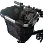 Оригинал BIKIGHTОксфордскаятканьдляхранениявелосипедов передняя для переноски Сумка для мотоцикла Xiaomi Electric Scooter E-Bike Ninebot Segway ES1 ES2 Вел