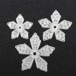Оригинал Hollowed Ice Flower Scrapbook DIY Фотоальбом Карточка бумаги Дневник Craft Maker Metal Die
