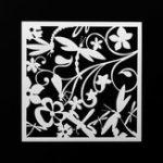 Оригинал Flowerz DIY Cutting Scrapbook Card Фото альбом Paper Embossing Craft Decoration