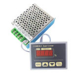 Оригинал CCM6DS-K DC 12V до 80V 30A PWM DC Мотор Регулятор скорости LED Цифровой Дисплей регулятор мощности