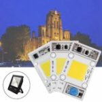 Оригинал LUSTREON 50W Non-Drive Thunder Protection COB LED Чип для DIY Прожектор для прожектора AC180-300V
