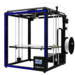 Оригинал TRONXY®X5ST-400DIYАлюминиевый3D-принтерНабор 400 * 400 * 400 мм Размер большой печати с 3,5-дюймовым сенсорным экраном / возобновлением пи