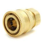 Оригинал M14 – 1/4 дюймов Адаптер Quick Коннектор для мойки под давлением