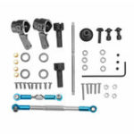 Оригинал WPL Truck Update Металлический редуктор для оси моста B1 B24 B16 C24 1/16 4WD 6WD RC Авто Запчасти