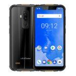 Оригинал UlefoneArmor5IP68NFCWireless Charge 5000mAh 5.85 дюймов 4GB 64GB MT6763 Octa core 4G Смартфон