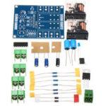 Оригинал 3pcs 12-24V Dual Relay 7812+UPC1237 Модуль защиты динамиков DIY Набор Для HIFI