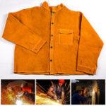 Оригинал L / XL / XXL / XXXL Сварщики Сварочная куртка Защитная одежда Одежда для костюмов