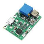 Оригинал 5pcs 3.7V 9V 5V 2A Регулируемая Активизировать 18650 Lithium Батарея Встроенный модуль зарядного разряда